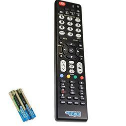 HQRP Remote Control for Hitachi P42A202 P42H401 P42T501 P50A