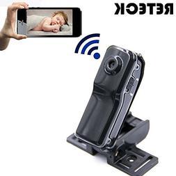 RETECK MD81S WIFI P2P Wireless Indoor Outdoor Security Camer