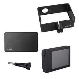 "SHOOT 3in1 Reversal Selfie Kit 2"" Non-touch LCD Screen Displ"