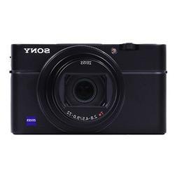 Sony RX100 VI 20.1 MP Premium Compact Digital Camera w/ 1-in
