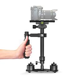 CISNO Handheld Stabilizer for Camcorder Camera Video DV DSLR