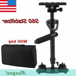 S60 60cm Handheld Stabilizer Steadicam for Camcorder Camera