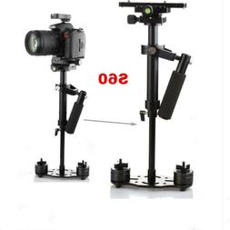 S60 Handheld Gimbal Stabilizer Steadicam for DSLR Nikon Cano