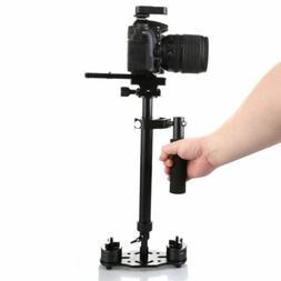S60 Handheld Video Stabilizer for Camcorder, DSLR Camera, DV