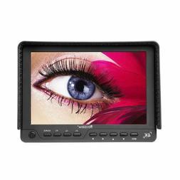 "BESTVIEW S7 4K camera HDMI HD monitor video TFT field 7"" inc"
