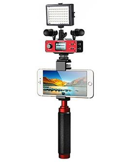 Saramonic Ultimate Smartphone Video Kit with Dual Stereo Mic