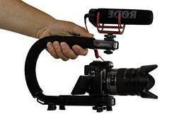 Cam Caddie Scorpion JR Stabilizer Handle for Nikon/Canon/Son