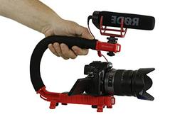 Cam Caddie Scorpion Jr Stabilizing Camera Handle for DSLR an