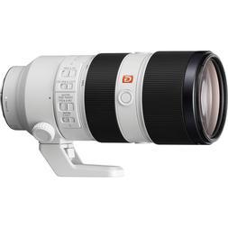 S0ny SEL70200GM FE 70-200mm f/2.8 GM OSS Lens