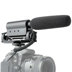 TAKSTAR SGC-598 Interview Microphone for Nikon/Canon Camera/