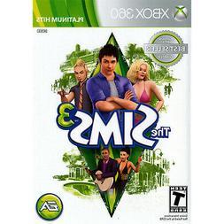 The Sims 3 - Platinum Hits Xbox 360