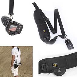 Suppion Single Shoulder Sling Belt Quick Strap for DSLR Digi