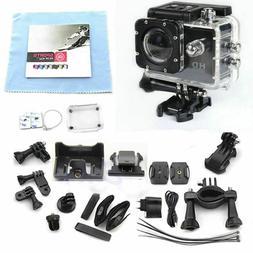 SJ4000 DV Waterproof 1080P Full HD Sport Action Video Black