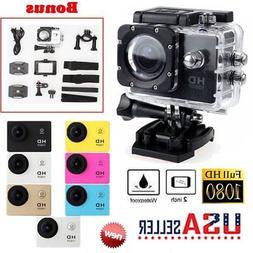 SJ4000 Ultra HD Sport Car Action Camera DVR DV Camcorder Wat