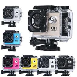 SJ5000 12MP Ultra HD 1080P Waterproof Action Camcorder Sport