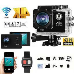 SJ9000 4K Action Camera Sport Camcorder Waterproof DVR Helme