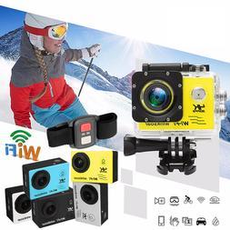 SJ9000 4K Ultra HD 1080P Wifi Waterproof Sports Action Camer