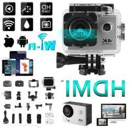 SJ9000 Wifi 1080P 4K Ultra HD Sport Action Camera DVR DV Cam