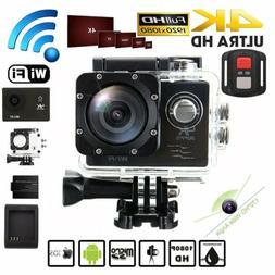 sj9000 wifi 4k 1080p ultra hd 16mp