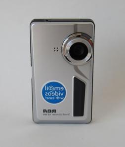 RCA Small Wonder EZ105 Compact Digital Pocket Camcorder USB