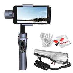 Zhiyun Smooth-Q 3 Axis Handheld Gimbal for Smartphone Up to