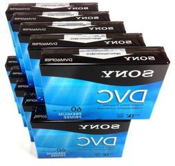 Sondvm60Prlus Tape Video 60 Min Dvc