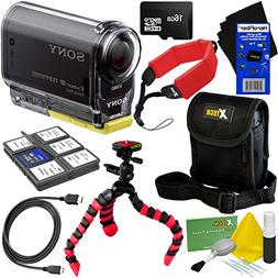 Sony HDR-AS200V Full HD Action Cam with Wi-Fi, NFC, GPS & Ul