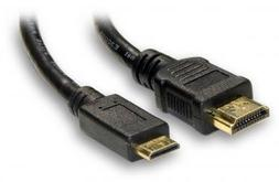 Sony HDR-CX190 Camcorder AV / HDMI Cable 6' HDMI to Mini HDM