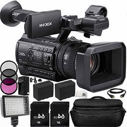 Sony PXW-Z150 4K XDCAM Camcorder 64GB Bundle 14PC Accessory