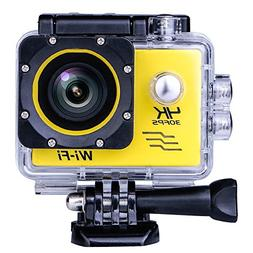 Sports Camera Video 4K WIFI Action Cam Underwater DV Camcord