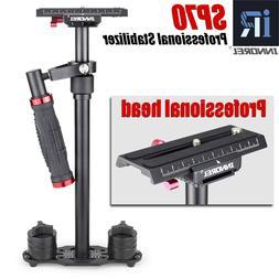 SP70 handheld steadicam DSLR camera <font><b>stabilizer</b><