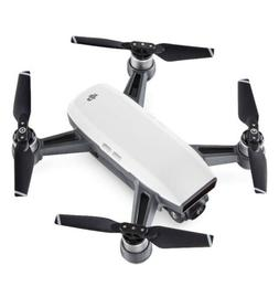 DJI Spark  Fly More Combo Drone Quadcopter in White FREE 16G