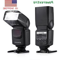 Wireless Speedlite Flash For Canon Sony Nikon Fujifilm Olymp
