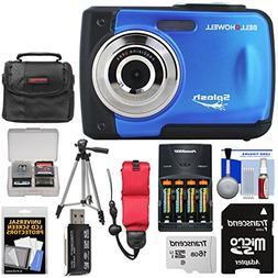 Bell & Howell Splash WP10 Shock & Waterproof Digital Camera