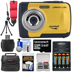 Bell & Howell Splash WP10 Shock & Waterproof Digital Camera