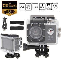 Sports Full HD 1080P Waterproof DVR 2.0 Inch Camera WiFi Cam