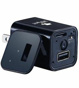 Spy HD Camera with USB Phone Charger | Continuous & Motion D