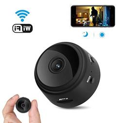 Spy Camera, Hidden Camera, Wireless WiFi Camera, HD 1080P Mi