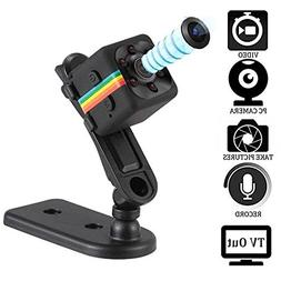 Borme Spy Camera Mini Full HD 1080P DV Sports camera , Car r