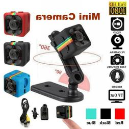 SQ11 Mini Camera HD Camcorder Night Vision 1080P Voice Video