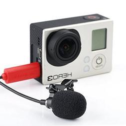 Saramonic SR-GMX1 Platinum Lavalier Clip-on Microphone with
