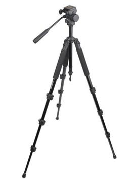 "Polaroid Studio Series 64"" Professional Tripod With Ultra Sm"