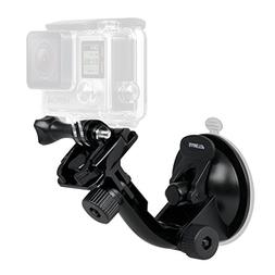 Sametop Suction Cup Mount Compatible with Gopro Hero , Fusio