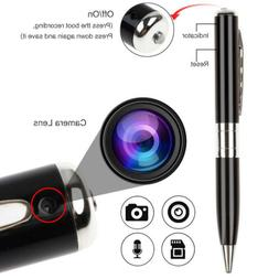 Surveillance Spy Camcorder Pen Mini DVR Camera/Video/Sound R