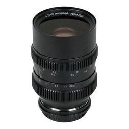 SLR Magic 35mm T 0.95 Hyperprime Cine Lens E Mount
