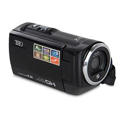 ByBike 1.5 Inch TFT 16MP 8X Full HD Digital Zoom Handycam Ca