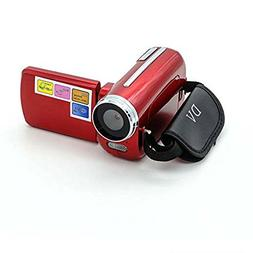 Coolbiz 1.8 Inch TFT 4X Digital Zoom Mini Video DV Camera, R