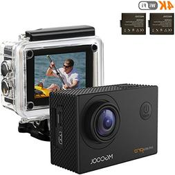 Today 55% OFF! MGcool Explorer-Pro 4K Action Camera,170°Wid