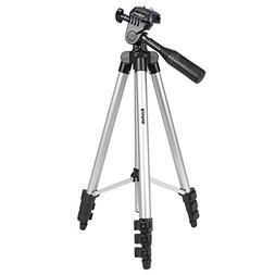 "50"" Kodak TR501 Superior Control Camera Tripod, 3 Way Pan He"