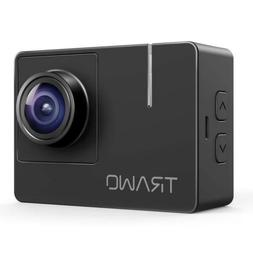 APEMAN Trawo Action Camera 4K WiFi Ultra HD 20MP Underwater